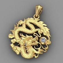 ciondolo drago di diamante gioielli ciondolo drago oro argento stampabile la sterlina gioiello gioielli di stampa vintag gioielli diamante amuleto il fascino joss feticcio fantastico creatura ciondoli