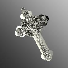 pendant od 8 cross jewelry jewel jewelry jewellery pendant pendants pendant cross printable cross scull pendant scull 3d scull pendant scull pendant gold scull silver scull 3d pendant 3d jewel 3d jewelry gift cross pendant cross jewelry jesu
