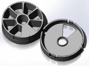 pill vitamin dispenser house printable pill vitamin dispenser week tray house accessories