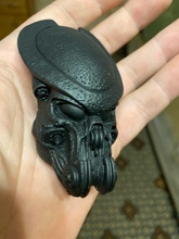 predatore maschera 2 predatore maschera alieno alieni 3d 3dprint arte scansioni repliche scansioni repliche