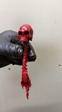 predatore trofeo predatore skul alieni alieno 3d skan arte scansioni repliche scansioni repliche