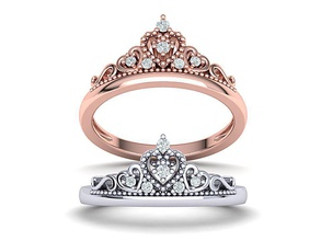 princess crown ring tiara ring 3dmodel n10372 jewelry tiara jewelry crown ring princess ring 3dring usa canada europe israel transparent tiara crown printable diamond crown ring diamond ring lady ring ringforher queen ring royalty rings