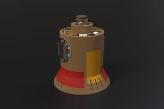 proton charge rotj bunker bombe bunker bombe macrobinoculaires thermique détonateur étoile guerres accessoires sabre laser stormtrooper casque revenir jedi Jeux jouets Jeux jouets proton charge
