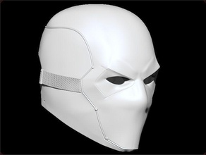 red hood helmet red hood dc dccomics mask helmet cosplay airsoft 3dshophelmet marvel cyberpunk batmen comics games toys games toys game accessories game accessories