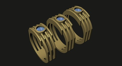 resized ring tech sizes us 9 us10 us11 jewelry gem gold model print diamond silver ring rings jewelry diamond ring
