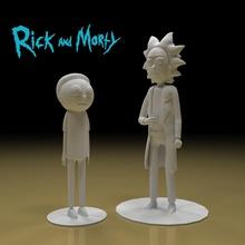 rick morty 3d model rickandmorty ricksanchez sci fi anime comedy series keychain adultswim art gadget model 3dprinting iphone12pro gadgets keychains sculptures