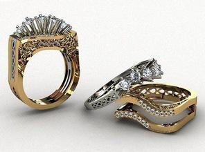 ring 3d print model gam jewelry amethyst emerald jewel gem gamston fashion ring diamond ring printable gold diamond engagement wedding platinum gemstone jewellery sterling rhino jewelry rings