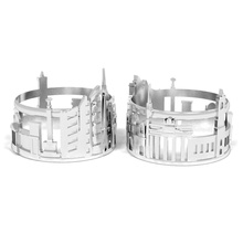 ring berlin jewelry ring berlin cnc printable europe germany city town capital arc gates brandenburg buildings house arhcitecture jewelry rings