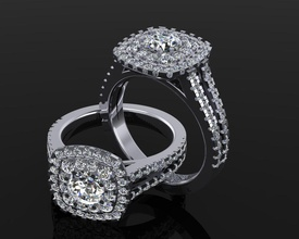 ring halo 5 jewelry luxury elegant ring gem gold silver wedding diamond earring bracelet necklaces pendant rhinoceros accessory beauty fashion jewel rings french