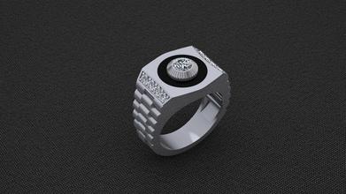 Rolex Ring Diamanten Obsidian Rolex Ring Diamant Obsidian Armband Kunst Mode Gold Schmuck Silber Juwel Mode Schönheit Luxus sehen glasiert Handgelenk Schmuck Fahrzeug Stahl Ringe