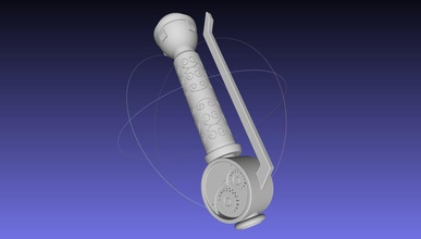 rwby ozpin cane model games-toys rwby ozpin oscar cane rwby ozpin cane staff 3d printing weapon toy weapon replica animation webseries cosplay ozpin cane fantasy weapon costume walking cane prop games toys games toys other