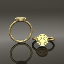 smiley face frame ring band mix size jewelry ring band smiley face smiley face frame smiley face ring mix size mix style fashion trend fashion jewelry fashion ring accessories unisex jewelry men women female hiphop hip hop trends dainty rings
