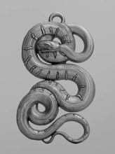 snake snake reptile nature zoology wildlife pendant medallion decoration jewel python art sculptures