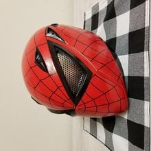 Spider Helm Aaron Aikman Spider ps4 Spider spidermanps4 Aaron Wunder Spidermanhelmet Helm Cosplay Rüstung Spinne Ironman Spidermansuit 3dprint tragbar Hobby DIY Hobby DIY