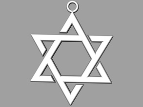 Estrela david judaico pingente Estrela david judaico pingente joalheria colares