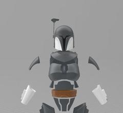 star wars bo katan bo-katan kryze full armor art star wars bo katan full armor bo katan kryze art other