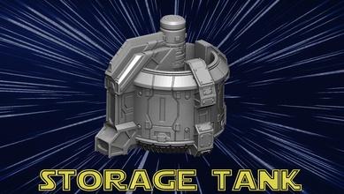 depolama tankı depolama tank fütüristik gelecek isyancılar direnç alleance İmparatorluğu yıldız savaşlar starwars bilim teknoloji silolar endüstriyel bölge arazi doğal 40k warhammer oyunlar oyuncaklar oyuncak oyunları oyun aksesuarlar oyun aksesuarları