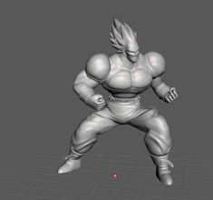 super android 13 dragon ball 3d model super dragon ball dbz dragonball android 13 android13 super13 games toys games toys