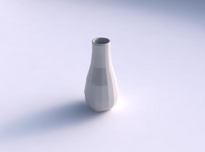 vase curved curved creases house vase curved  curved creases house decor