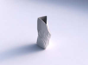 vase twist grounded tipping triangle partial random triangle plates house vase twist grounded tipping triangle  partial random triangle plates house decor