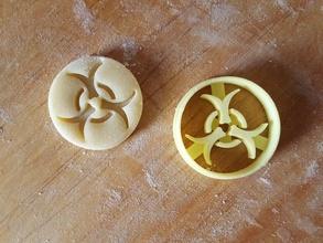 virüs kurabiye kesici virüs kurabiye kesici kovid Biyoloji tıbbi Bilim sembol bisküvi Protonik zencefilli çörek zencefil ekmek pişmiş fırın pişirme tatlı ilaç ev mutfak yemek mutfak yemek