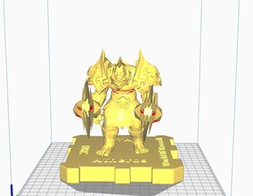war orc atheros horde war orc horde   warcraft wow blizzard alliance boss statue man games jeux toys ps2 psp games toys