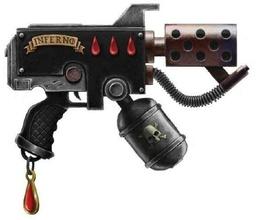 warhammer 40k flame bolter 40k warhammer space marine flame pistol emperor primaris angel ultra chaos blood art sculptures