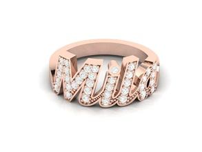 women mila ring 3dm render rings solitaire sterling printable diamond ring platinum brilliant wedding engagement jewel jewellery silver jewelry delicate gold white diamond ring engagement ring mila ring