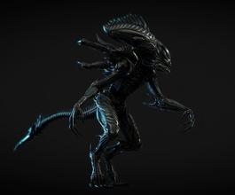 xeno Corvo tiranide warhammer guerriero mostro xeno alieno combattente miniatura w40k gioco tavolo bio alfa alveare bug xenos xenomorfo Giochi giocattoli tavola passatempo Fai passatempo Fai robotica