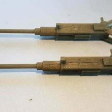 50 guns 1815mm wingspan easy tiger hobbyking rc b-17 b-17 flying fortress machine gun rc plane scale plane waist gun ww2 ww2 plane r/c_vehicles