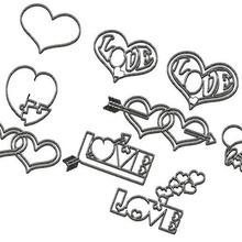 10 biscuit moules l'amour Saint Valentin journée Saint Valentin journée l'amour biscuit coupeur biscuit coupeur biscuit coupeur coup poing biscuit coupeur l'amour cœur