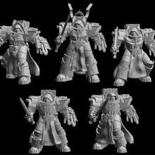 1st legion gloomy angels circle knights terminator dark angels knights cenobium warhammer 40k