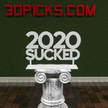 2020 sucked 2020 2020 sucked 3dpicks funny 2020 funny sign logo sign signs sucked signs_logos