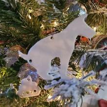 2020 Terrier Hund kacken Weihnachten Ornament 2020 Weihnachten Ornament Terrier Hund kacken Poop Baum Ferien Weihnachten Covid Tier