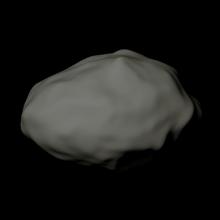 2100 ra-shalom scaled 2100 ra-shalom asteroid asteroids astronomia astronomical model astronomy nea near earth asteroid near earth object neo ra-shalom scale scaled model scale model solar system space physics_astronomy