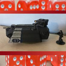 28mm sci fi futuristic light tank afv game futuristic 28mm rpg tabletop wargaming armoured armour armor armored fighting vehicle sci fi sci-fi sci fi tank