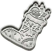 2 christmas cookie moulds - reindeer - angel - bear - angel - plush - candle - bell - angel - santa claus - snowman - fir tree - christmas ball - cookie cutter - gift - cookie cutter- cookie cutter- stencil mold biscuit stencil cookie cutter cake kitchen cook takes room imprint stamp child christmas santa claus fir snowman teddy bear cookies