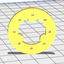 3 cadeado anel axialscx24 scx24 tinytinytrucks face plástico bruto 24thscale 24th scx24mbs mbs cadeado cadeado argolas