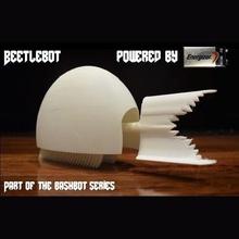Impreso en 3d beetlebots gadget bristlebots bashbots juguetes