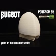 Impreso en 3d bugbots gadget bristlebots bashbots juguete