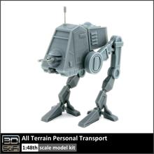 3dscifi terrain personnel transport 1 48 1 48 atat at at atst at st atpt at pt