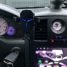 adaptateur Chrysler 300c qi téléphone chargeur titulaire soutien qi Chrysler 300c téléphone titulaire soutien adaptateur