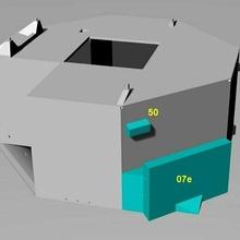 adicional partes 1 48 lunar módulo característica misiones Apolo 15 17 Apolo astronave lunar módulo espacio real espacio modelo