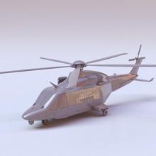 agusta Westland aw139 elicottero 1 64 scala modello gadget modellino in scala aereo giocattolo wargaming miniatura veicolo militare serbatoio
