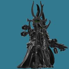 ahriman - sin disco - arco-hechicero de tzeentch juego 40k todo el polvo caos mil hijos warhammer warhammer 40k juegos