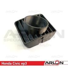 air vent gauge pod 52mm fits honda civic ep3 arlon special parts honda civic ep3 vent pod gauge