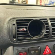 air vent gauge pod 52mm fits seat leon m1 toledo audi a3 8l central arlon special parts seat leon audi 1m toledo a3 8l vent pod gauge arlon