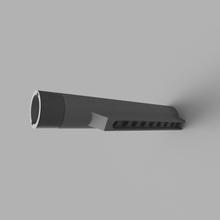 airsoft buffer tubo 8 posición castillo nuez airsoft buffer buffer tubo valores valores tubo