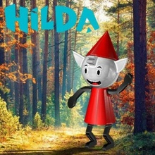 alfur Hilda alfur alfo duende elfo Hilda magia dibujos animados netflix