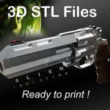 alieno Isolamento revolver gadget alieno nostromo isolamento video gioco ripley pistola revolver 357